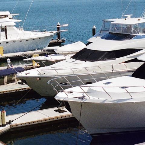 Sea port yachts harbor 2653