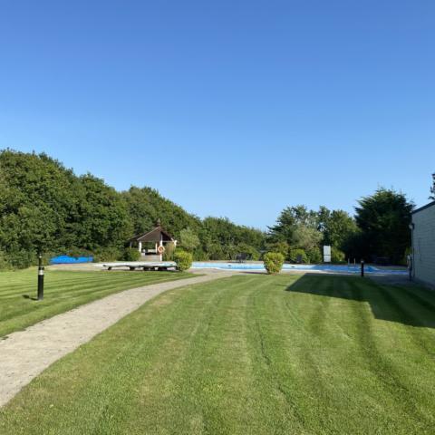 Gardenswimming Pool